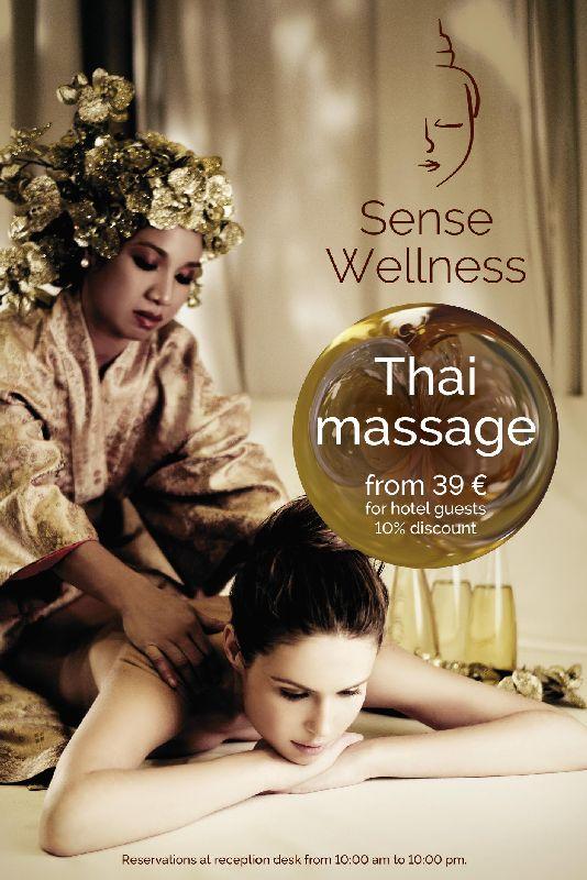 Thai and Phillipine massages