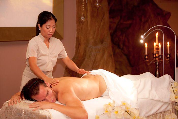 terapevtska masaža hrbta