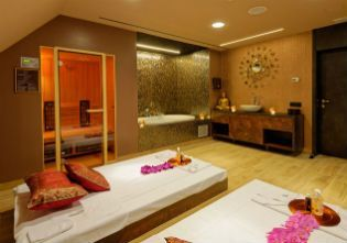 VIP private SPA Suites - pampering for two in complete privacy